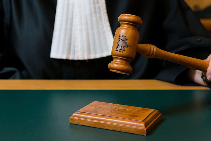 De Haagse rechters nemen veel tijd voor deze zaak, de zitting was namelijk al 31 januari van dit jaar. Foto: ANP