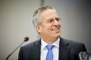 Marc Calon trad op 13 mei af als voorzitter van LTO Nederland. - Foto: ANP