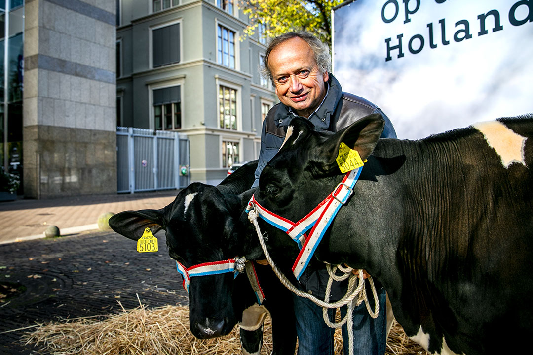 Henk Bleker. - Foto: ANP