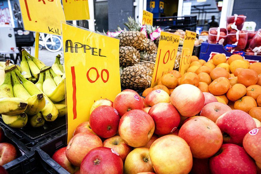 Een verlaging van het btw-tarief op groente en fruit is niet haalbaar. - Foto: ANP