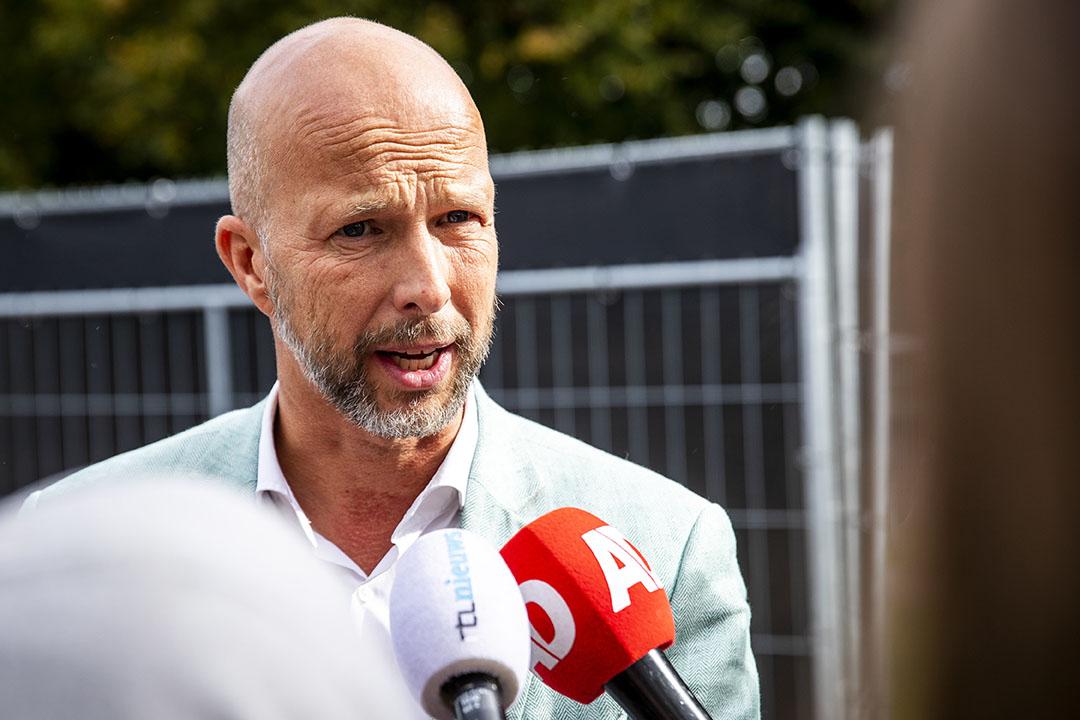 Tjeerd de Groot (D66) pleit voor een tijdelijk stop op het fokken van slachtvee. - Foto: ANP