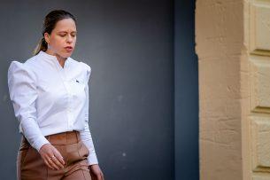 Ook de eigen partij van landbouwminister Carola Schouten, ChristenUnie, ziet liever andere manieren om de stikstofuitstoot door vee terug te dringen. - Foto: ANP