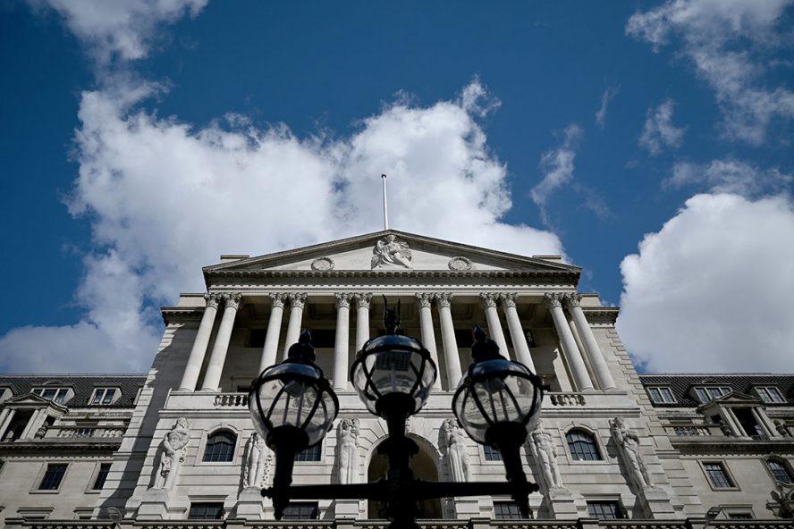 Stimuleringsmaatregelen door de Britse centrale bank, Bank of England (BoE), zijn zeker niet uit te sluiten. Foto: ANP