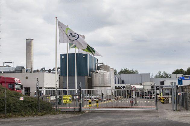 Vleesconcern Vion heeft met intern schuiven het sluiten van de slachterij in Groenlo weten op te vangen. Foto: ANP