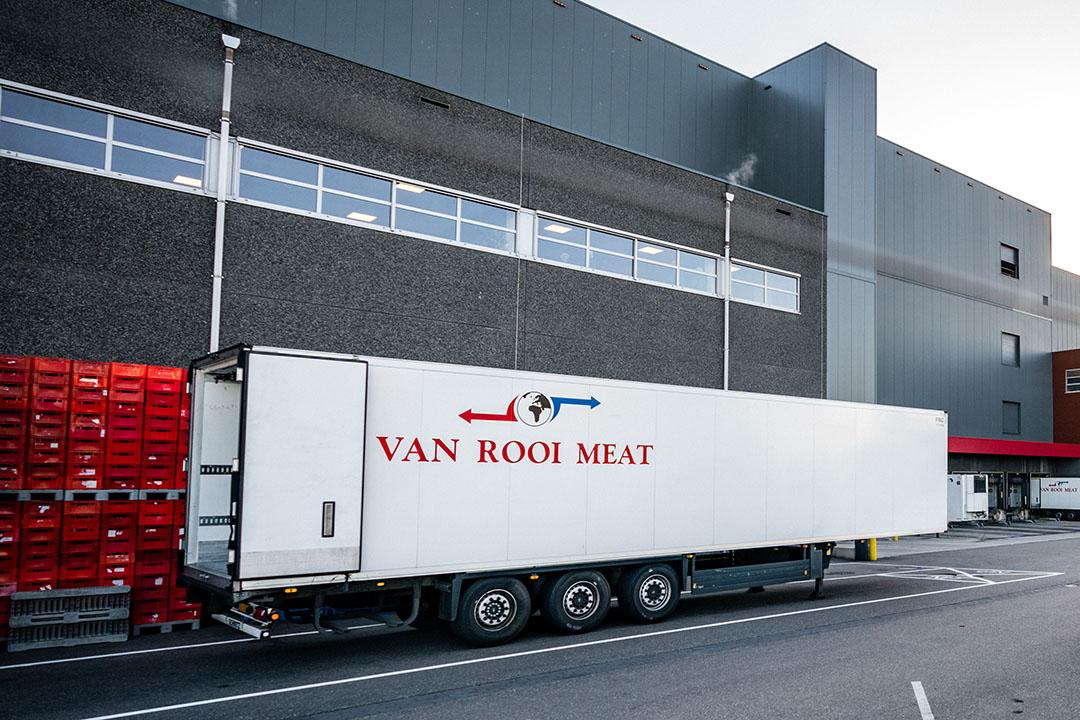 Marc van Rooi, directeur van de slachterij, had de verlenging van de sluiting van zijn slachterij niet verwacht. Foto: ANP