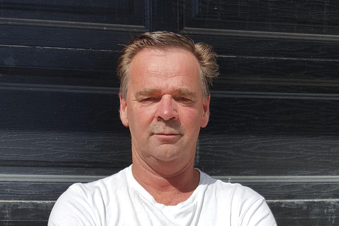 """Aad van Leeuwen: """" Ons doel is marktleider te worden in de duurzame melkveehouderij."""" - Foto: Van Leeuwen Dairy Groep"""