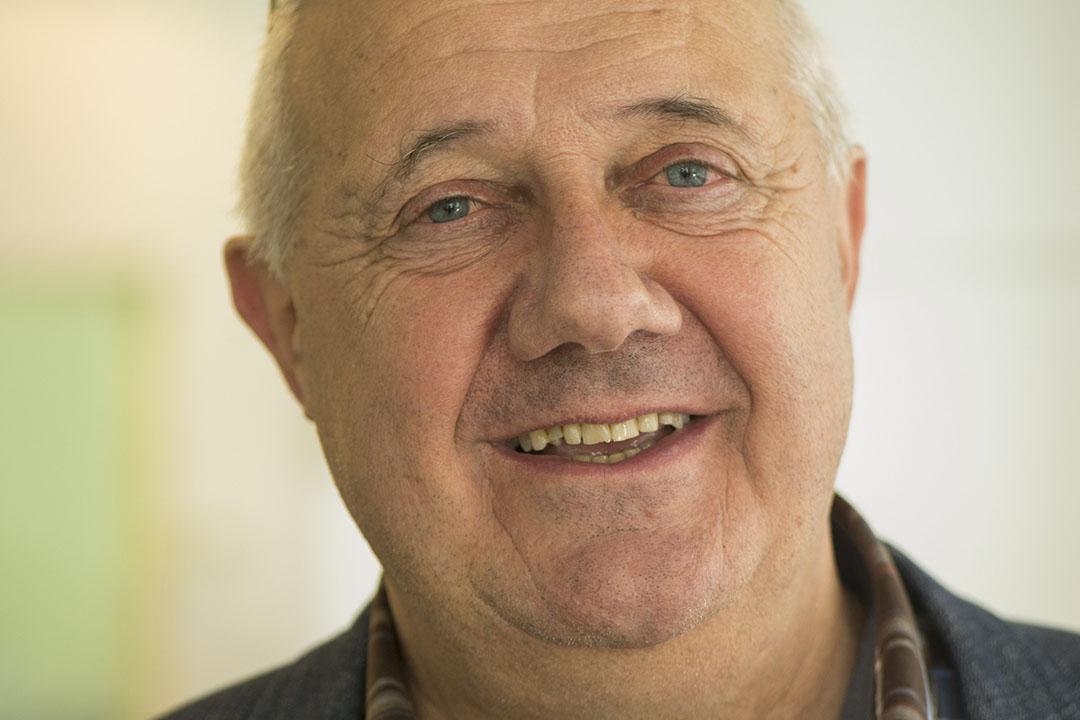 ELDC-directeur Wim Schielen werkte vroeger bij het CVI in Lelystad. - Foto: Twan Wiermans