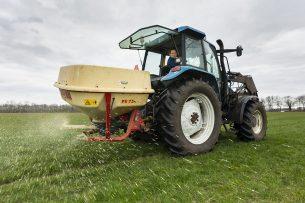 Wellicht baart de onzekerheid over de vraag naar kunstmest in de rest van het jaar zorgen. Foto: Ruud Ploeg