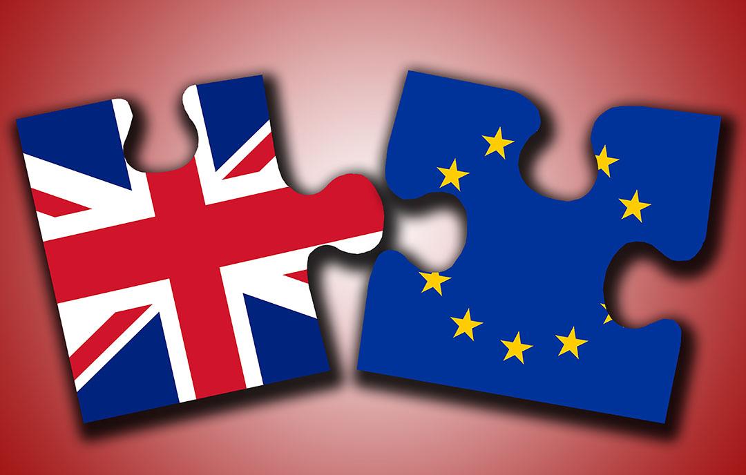 Een derde van de merkproducten aan voeding en dranken gaat naar landen buiten de Europese Unie. Foto: ANP