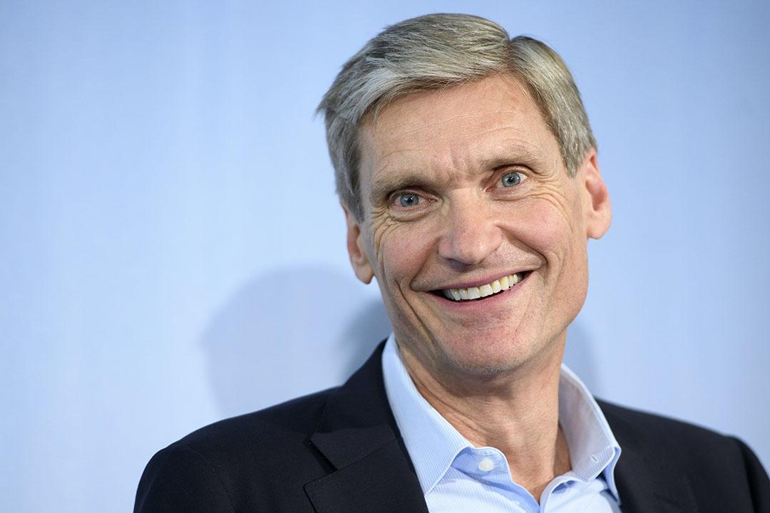 De huidige CEO van Syngenta, Erik Fyrwald, blijft CEO van de gehele groep. Foto: ANP