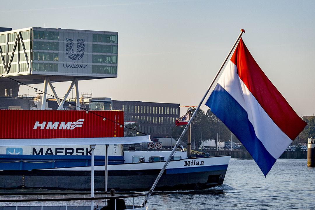 Unilever kiest nu weliswaar voor Londen, maar benadrukt dat het net zo actief blijft als nu in Nederland. Foto: ANP