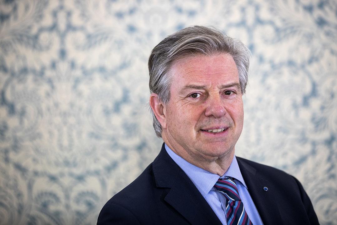 Europarlementariër Toine Manders. - Foto: ANP