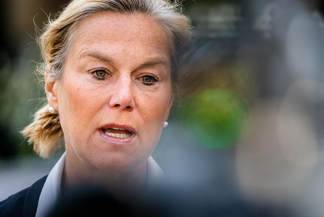 Minister Sigrid Kaag voor Buitenlandse Handel en Ontwikkelingssamenwerking. - Foto: ANP