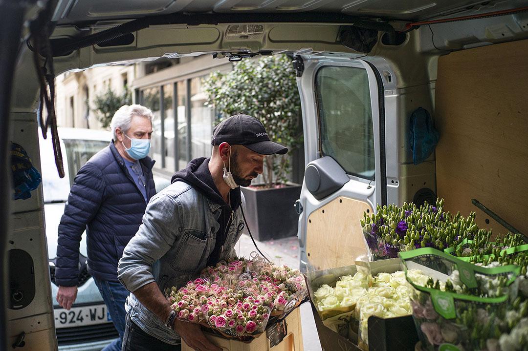 De gedwongen winkelsluitingen viel juist in het hoogseizoen voor de bloemen- en plantenverkoop. Foto: ANP