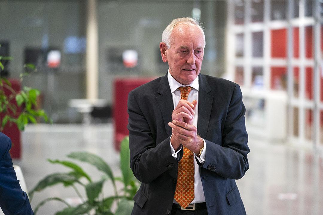 Johan Remkes adviseert het kabinet om een grotere reductie van de stikstofemissie als doel te stellen. - Foto: ANP