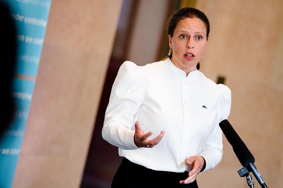 Volgens landbouwminister Carola Schouten bieden huidige wetenschappelijke inzichten geen handvatten het gebruik van glyfosaat verder te beperken. - Foto: ANP