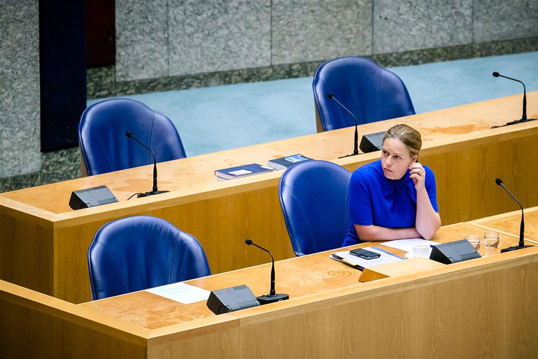 Carola Schouten blijft vasthouden aan Aerius Calculator als instrument om vergunningsaanvragen te beoordelen op de stikstofneerslag op kwetsbare natuurgebieden. - Foto: ANP