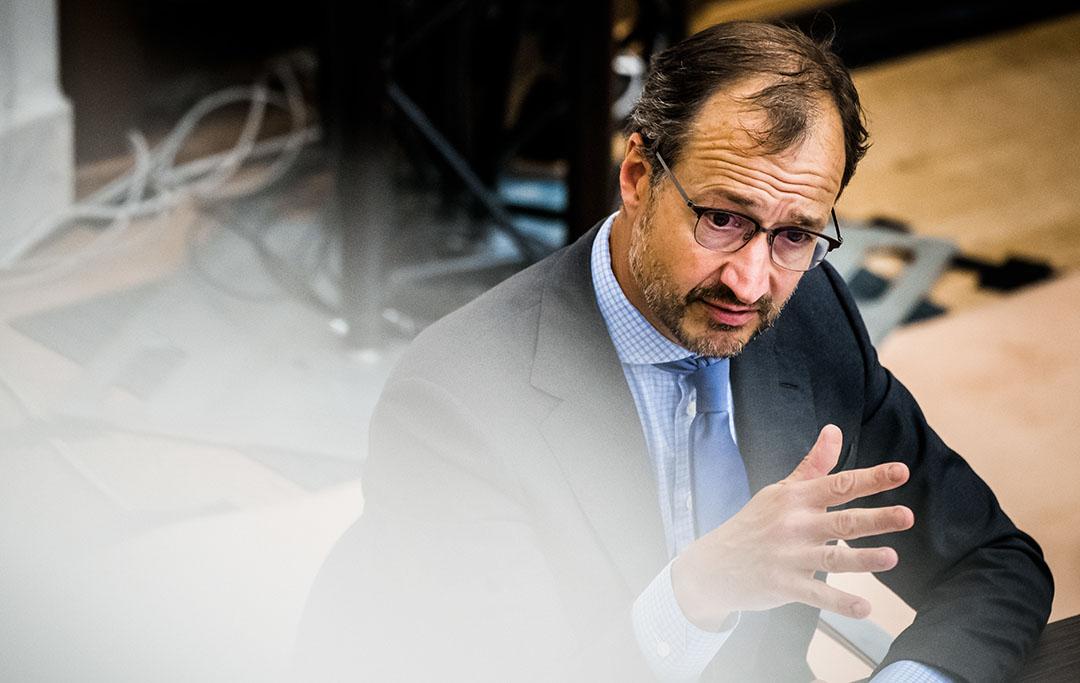 Volgens minister Wiebes profiteert de Nederlandse voedingssector van handelsakkoorden. - Foto: ANP