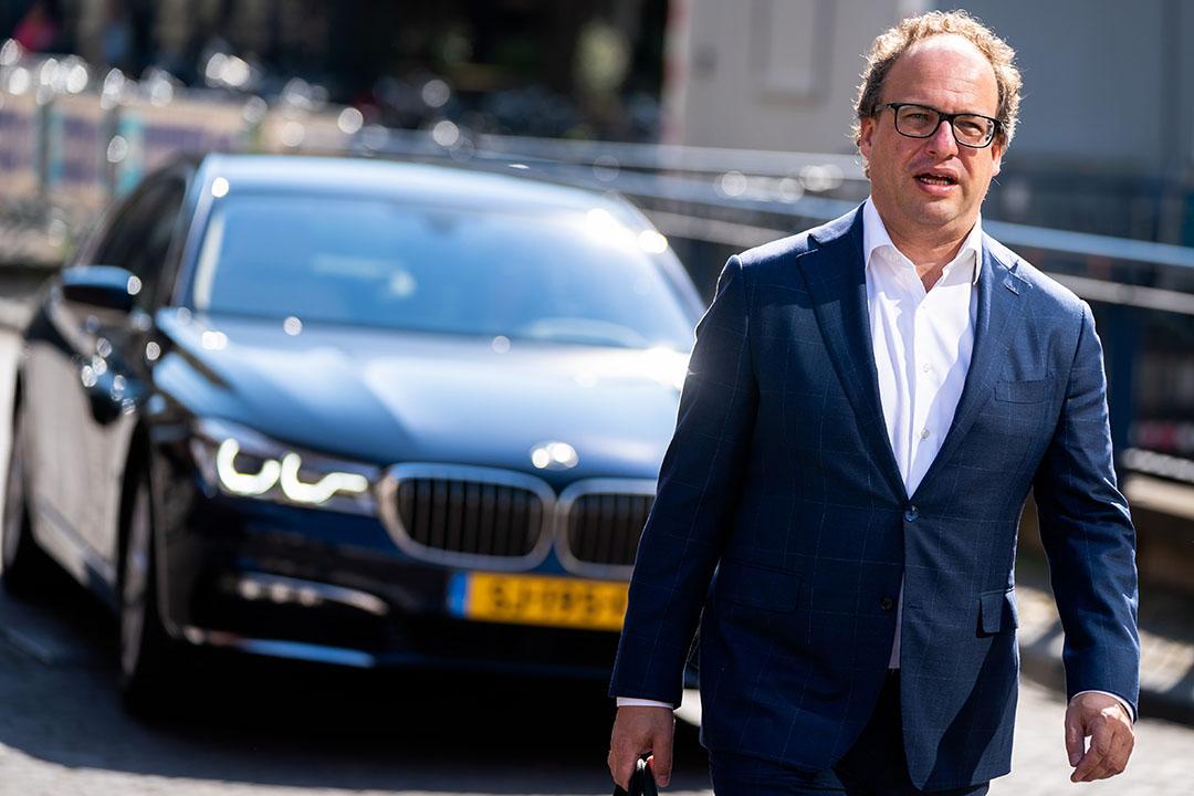 Minister Wouter Koolmees van Sociale Zaken en Werkgelegenheid. - Foto: ANP
