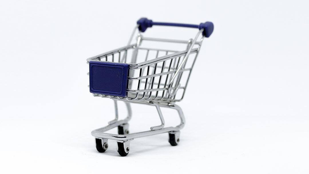 Belgische supermarkt Colruyt meldt dat het marktaandeel in de eerste helft van het boekjaar, dus ruim voor de coronacrisis, nog wel toenam maar in de tweede helft juist daalde. Foto: Canva