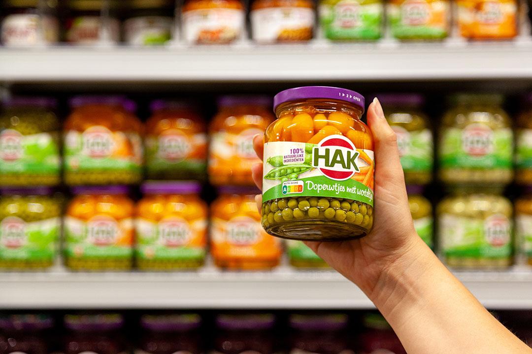 In het maatschappelijk verslag pleit HAK voor een nieuwe standaard met meer consumptie van groenten en peulvruchten, die lokaal geteeld zijn. Foto: HAK