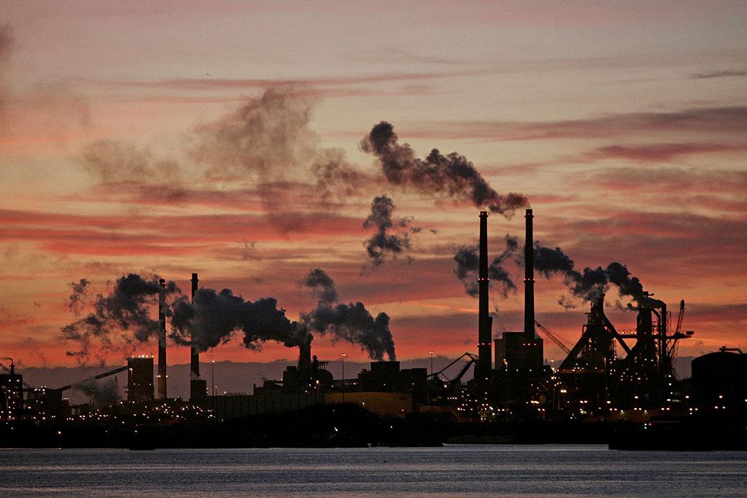 Minder vraag naar CO2-emissierechten beïnvloedt ook de elektriciteitsprijs. - Foto: ANP
