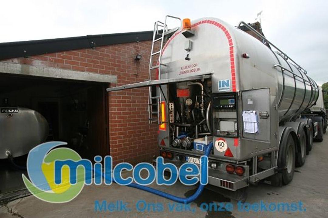 Logo: Milcobel, Foto: Peter Roek