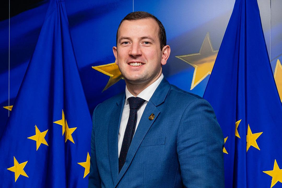 Virginijus Sinkevičius. - Foto: EC - Audiovisual Service