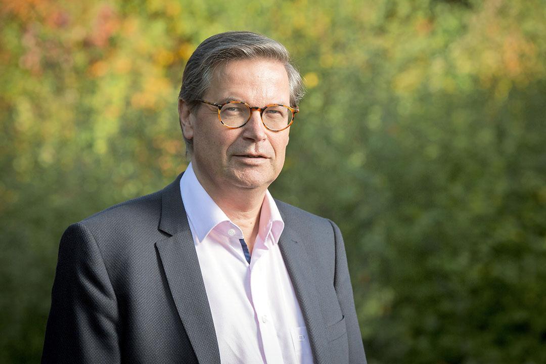 Ruud Tijssens is directeur coöperatieve zaken bij Agrifirm. Hij ziet dat de afgelopen jaren de herkomst van veevoergrondstoffen verandert. - Foto: Koos Groenewold