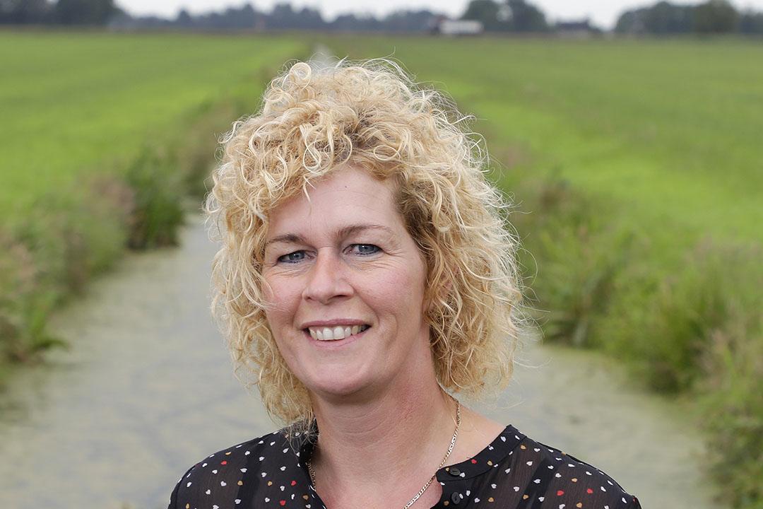 Trienke Elshof is portefeuillehouder stikstof van LTO. - Foto: Ruud Ploeg
