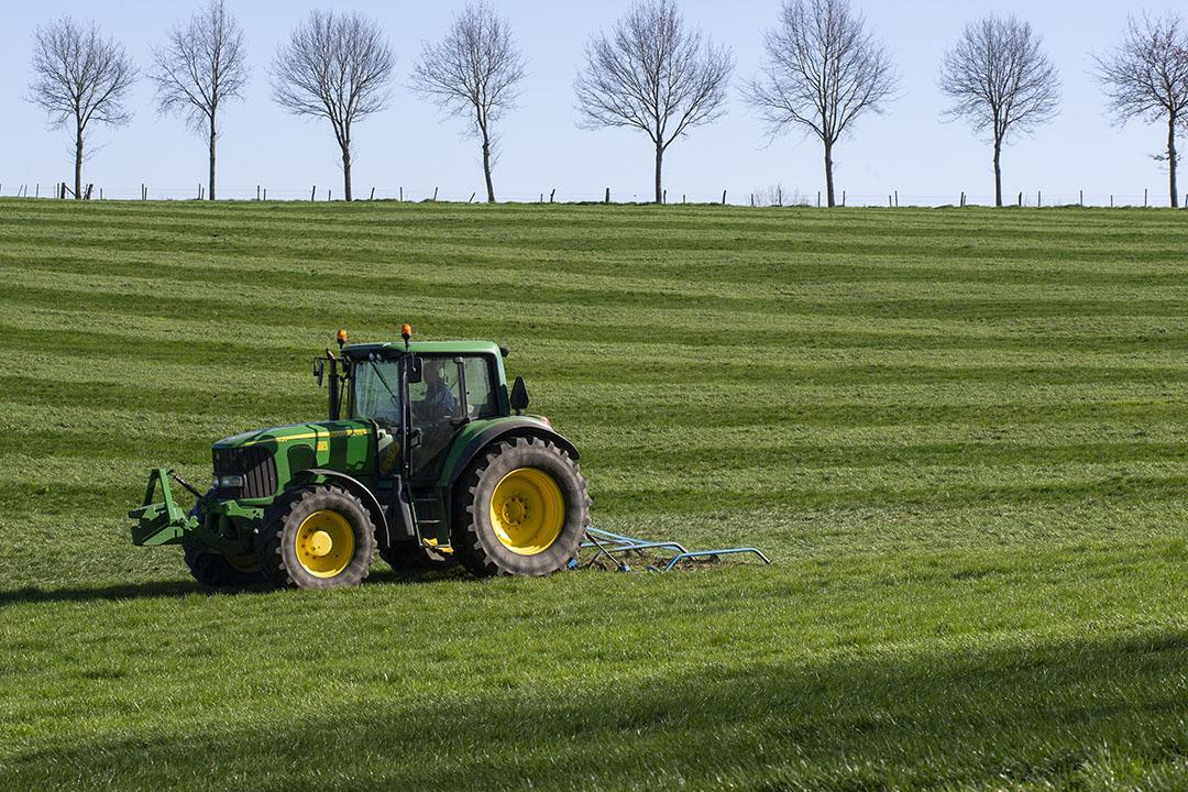 'Op graslandmanagement doet zich nu een kans voor om deze strategie te toetsen'. Foto: Twan Wiermans