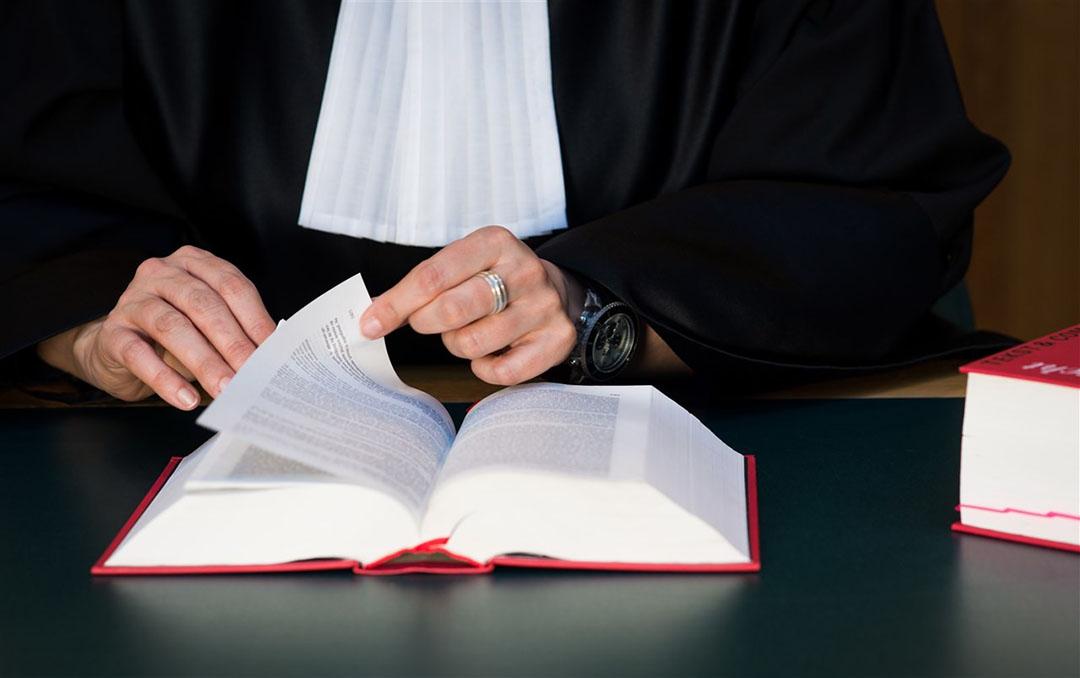 Met de uitspraak van de Hoge Raad is het faillissement van Van Bakel Onroerend Goed een voldongen feit. Foto: ANP