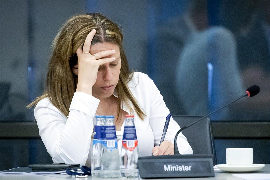 Minister van landbouw Carola Schouten  wil niet dat veehouders, bouwers en overheden opnieuw in de knel raken, als een nieuwe stikstofaanpak andermaal bij de rechter strandt. - Foto: ANP