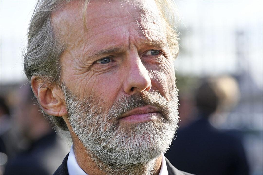 Allard Castelein, president-directeur van Havenbedrijf Rotterdam.