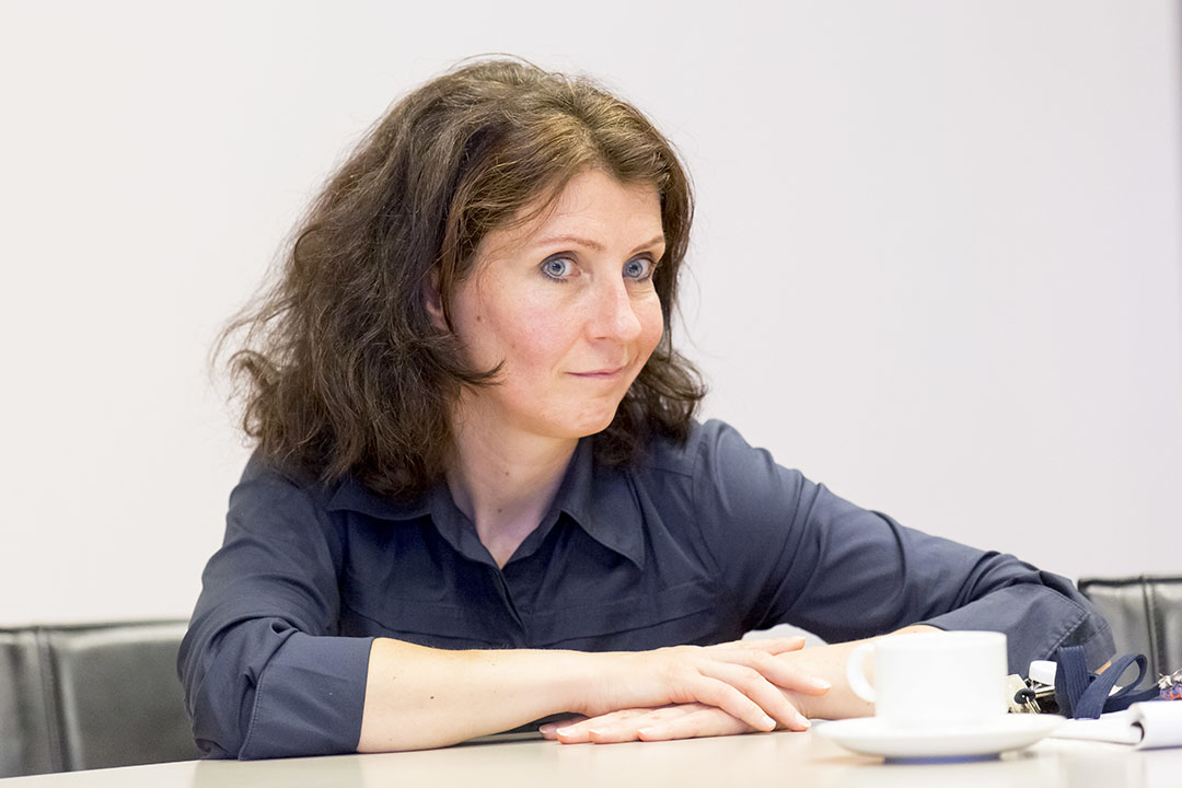 Esther Ouwehand, lid van de Tweede Kamer namens de Partij voor de Dieren (PvdD). - Foto: Roel Dijkstra