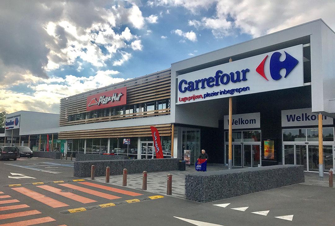 Vestiging van Carrefour in het Belgische Zemst. - Foto: Carrefour