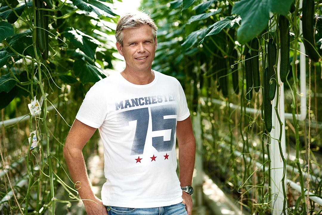 Floris van der Linden, voorzitter van Green Diamonds. - Foto: Kevin Rijnders