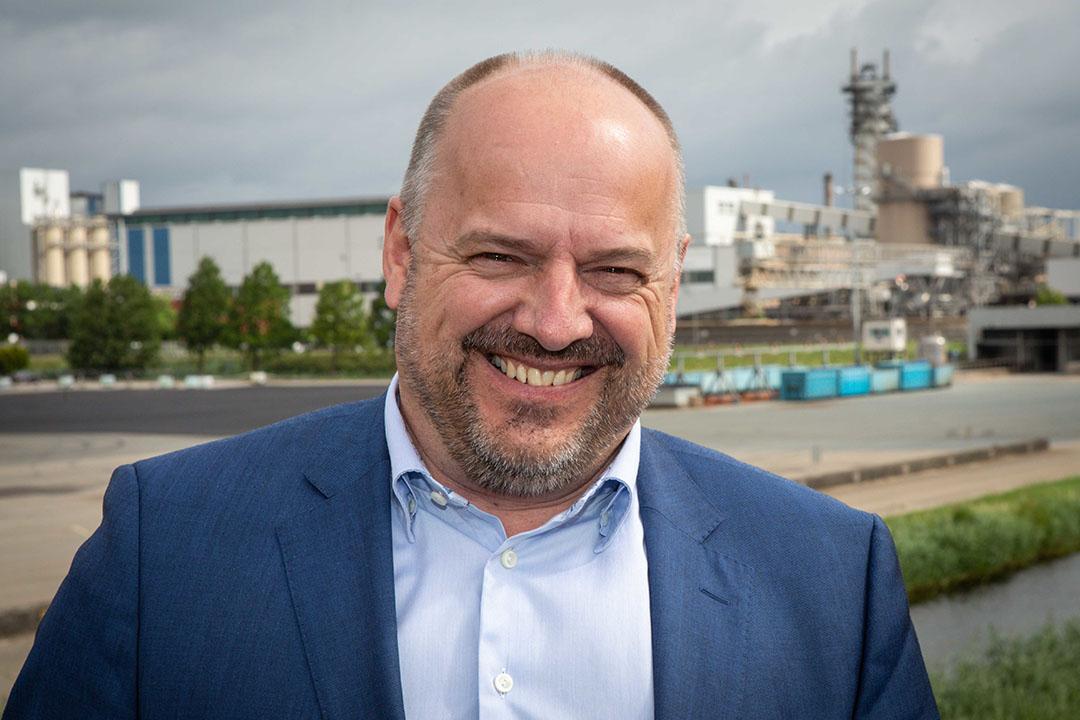 Paul Mesters (56) is directeur van Cosun Beet Company. Dat is sinds 2 juli 2020 de nieuwe naam van Suiker Unie. - Foto: Peter Roek