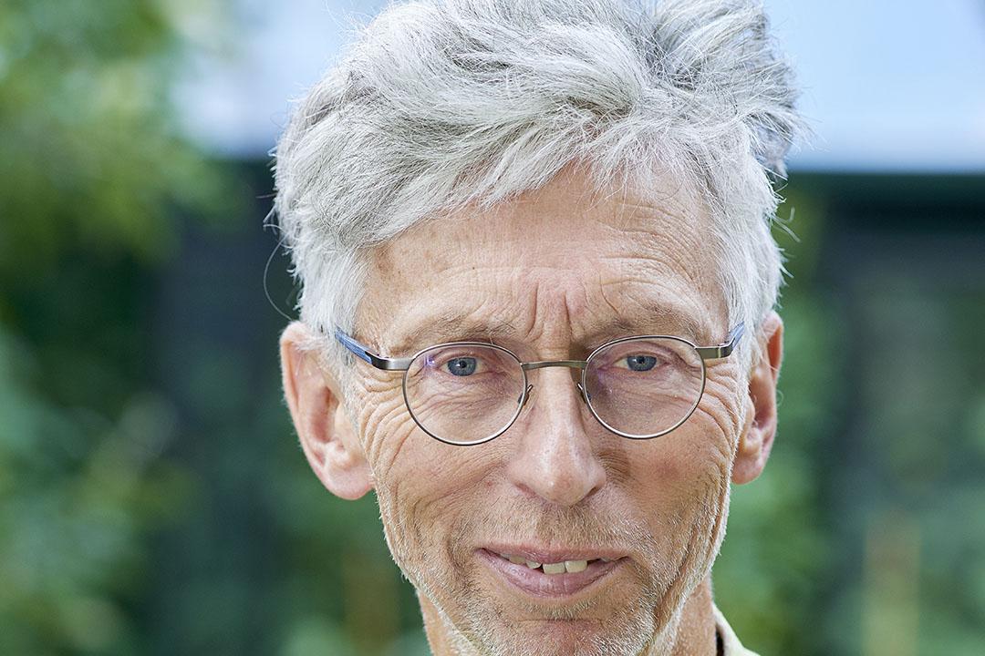 MOB-voorzitter Johan Vollenbroek. - Foto: Van Assendelft Fotografie