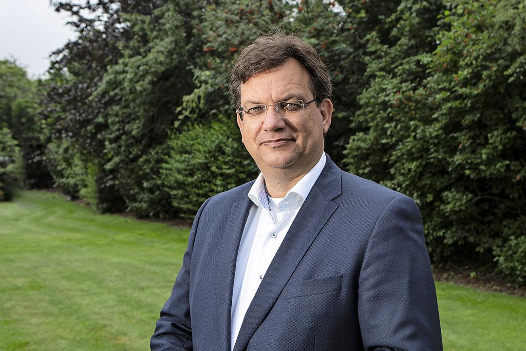 CDA-Kamerlid Jaco Geurts is beschikbaar voor een volgende periode in de Tweede Kamer. - Foto: Ronald Hissink
