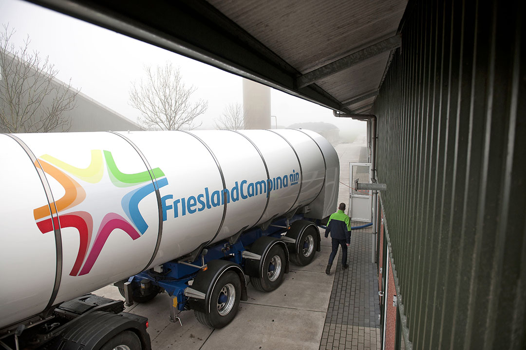 Leden hebben baat bij een solide kredietprofiel van FrieslandCampina, zegt Schuirink. - Foto: Mark Pasveer