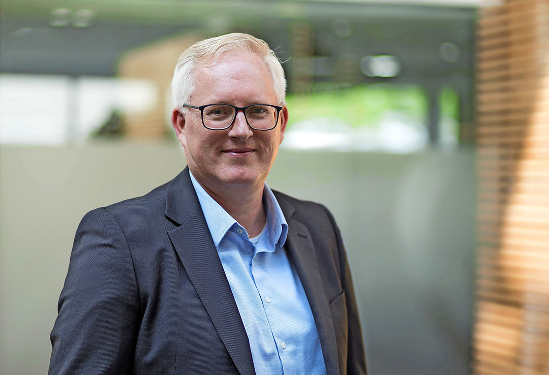 Allard Bakker is general manager bij De Groene Weg. - Foto: Saskia Hoepman