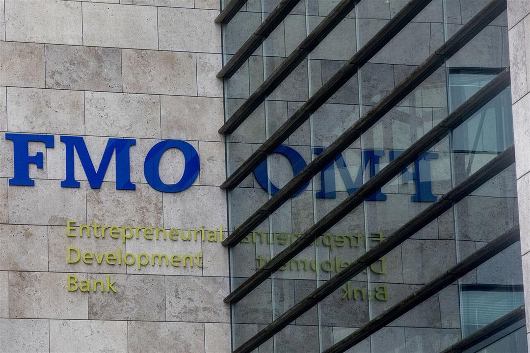 Het FMO-kantoor in Den Haag. - Foto: ANP