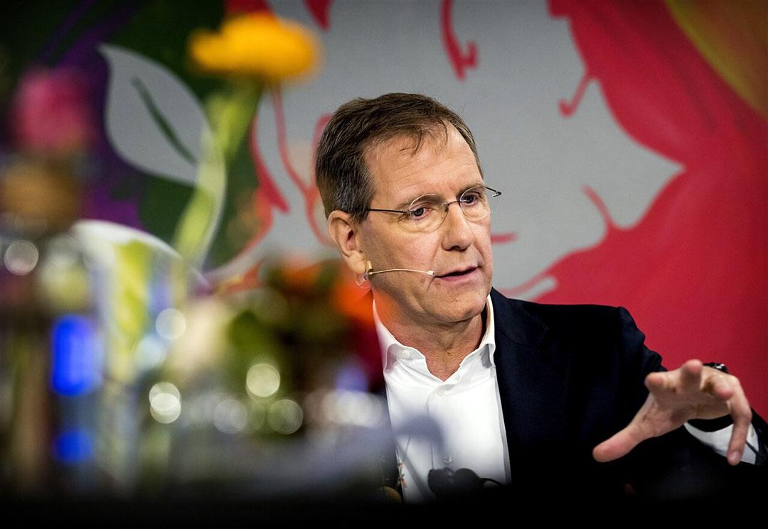 Rabobank-topman Wiebe Draijer. - Foto: ANP