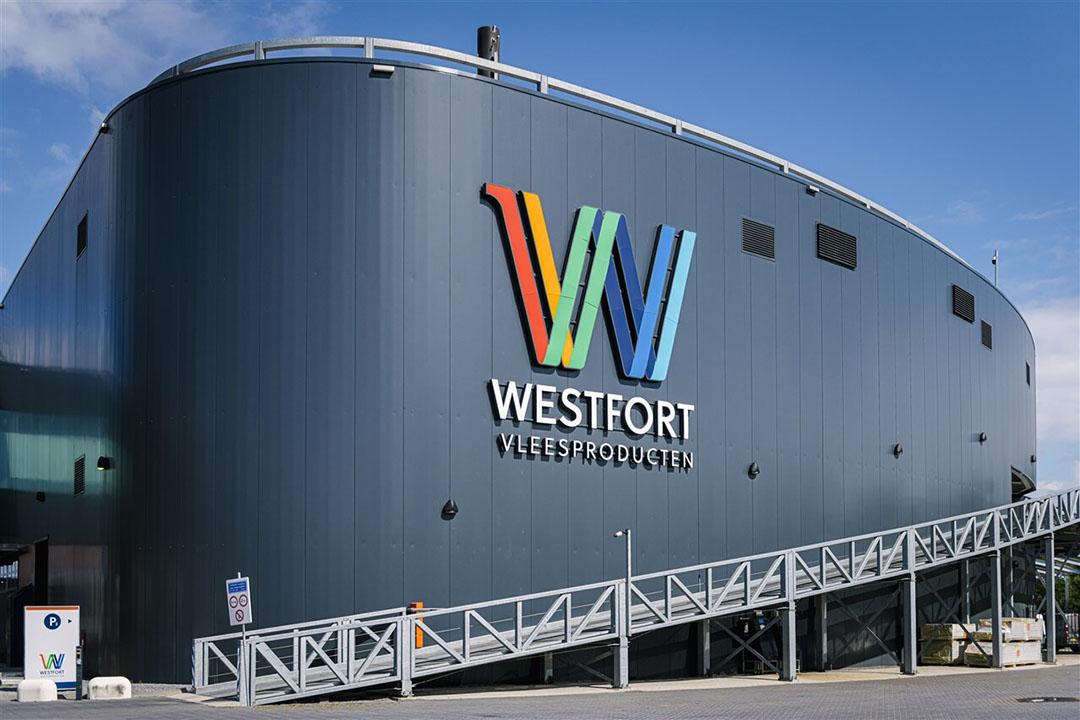 De vestiging van Westfort in IJsselstein. - Foto: ANP