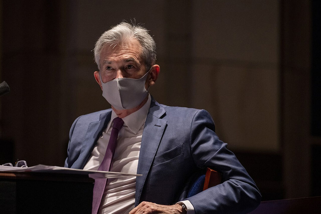 Fed-voorzitter Jerome Powell. Foto: ANP