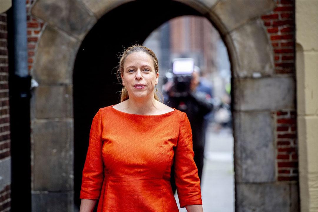 De stikstofcursus een van de maatregelen die minister Carola Schouten neemt om innovatie op het boerenerf te stimuleren. Foto: ANP