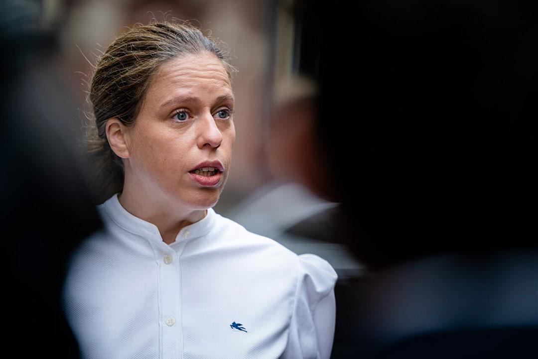 Minister Carola Schouten. - Foto: ANP