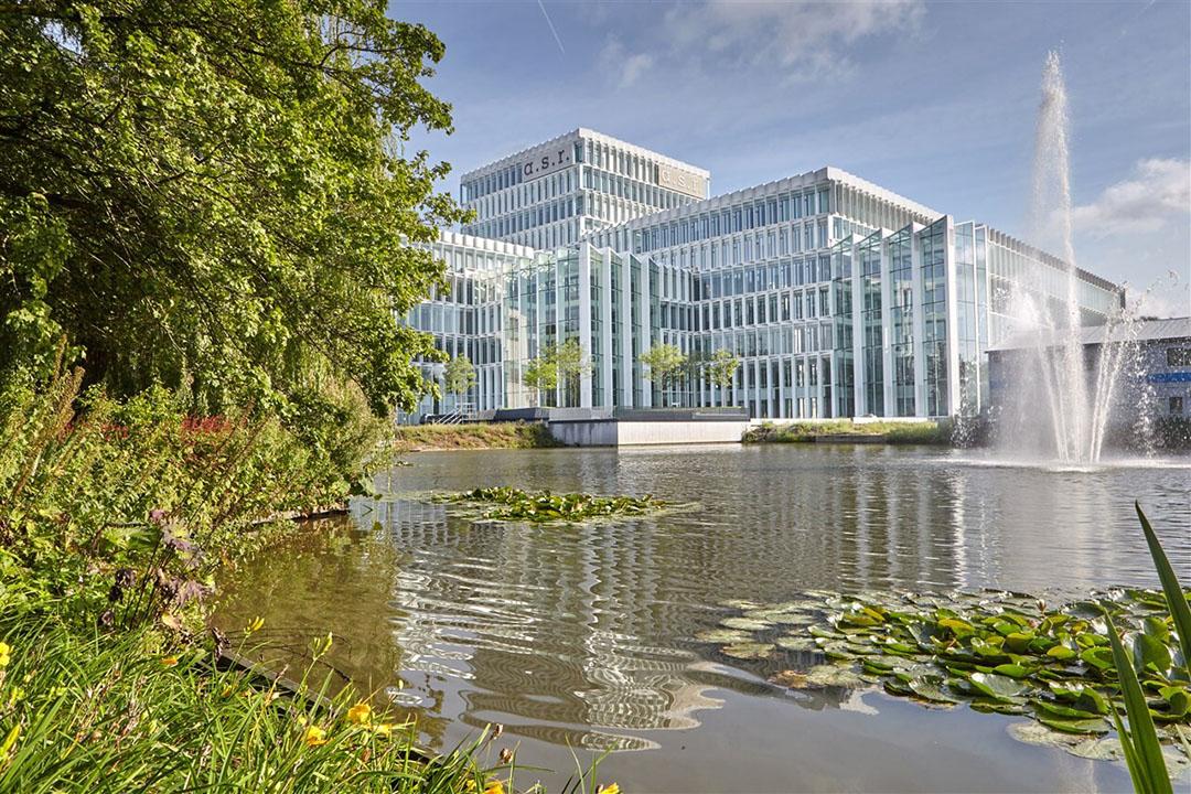 Kantoor ASR in Utrecht. Foto: ANP