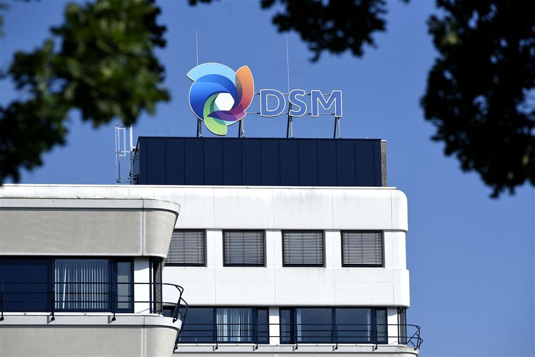 Hoofdkantoor van DSM in Heerlen. - Foto: ANP